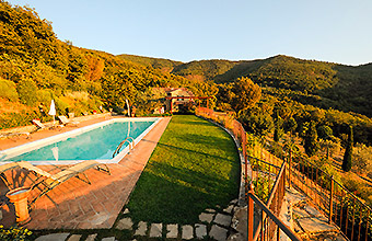 Farmhouse in Tuscany | Villa in the Tuscan countryside in the province of Arezzo