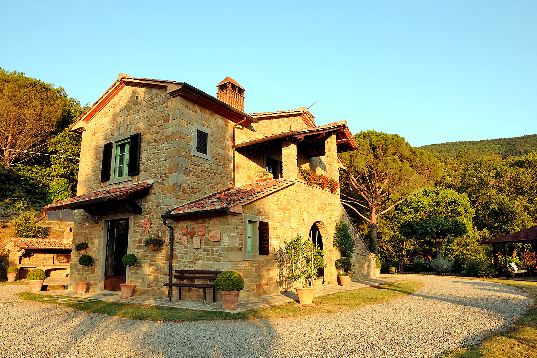 Agriturismo in toscana villa nella campagna toscana in provincia di arezzo - Casale in toscana ...
