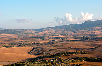 Art towns to visit in Tuscany and Umbria in the surroundings of Castiglion Fiorentino (Arezzo)